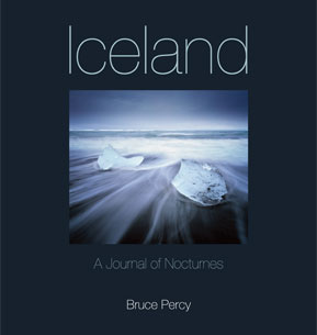 'Iceland; A Journal of Nocturnes' - cover image